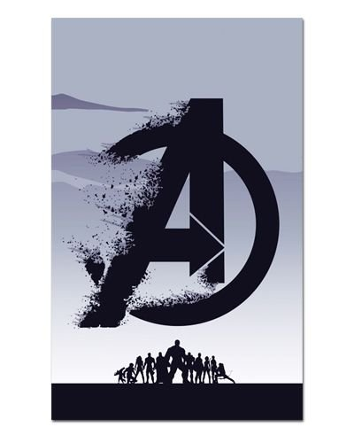 Ímã Decorativo Os Vingadores - Marvel Comics - IQM101