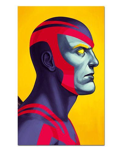 Ímã Decorativo Archangel - X-Men - IQM122