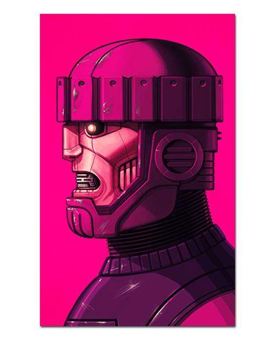 Ímã Decorativo Sentinela - X-Men - IQM130
