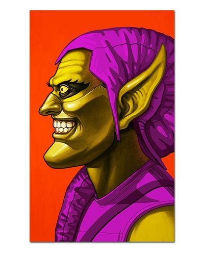 Ímã Decorativo Duende Verde - Marvel Comics - IQM158