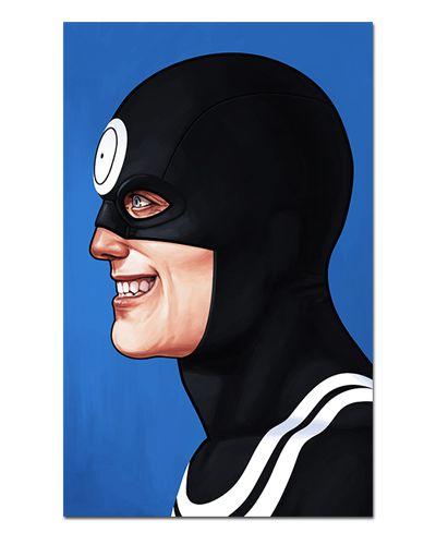 Ímã Decorativo Mercenário - Marvel Comics - IQM163