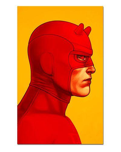 Ímã Decorativo Demolidor - Marvel Comics - IQM165