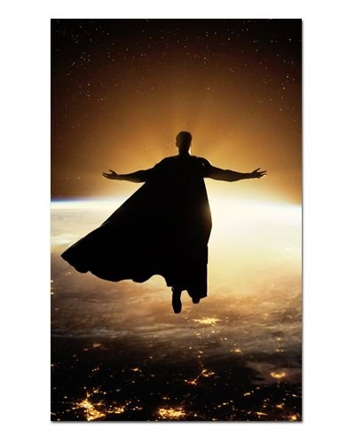 Ímã Decorativo Superman - DC Comics - IQD121