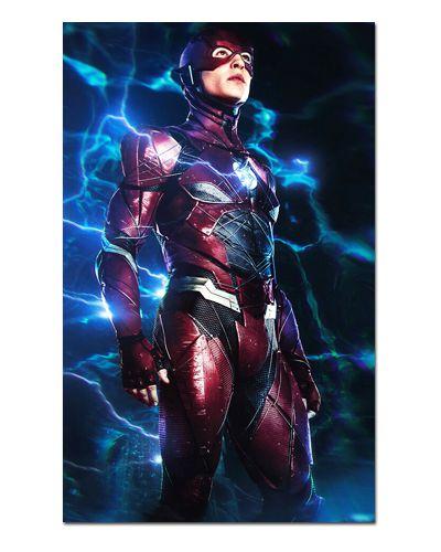 Ímã Decorativo The Flash - DC Comics - IQD133