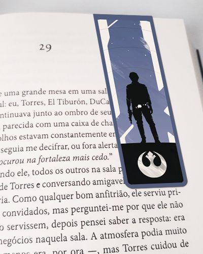 Marcador De Página Magnético Han Solo - Star Wars - MFI311
