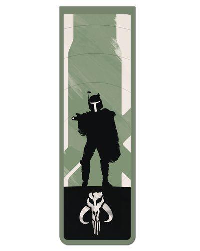 Marcador De Página Magnético Boba Fett - Star Wars - MFI313