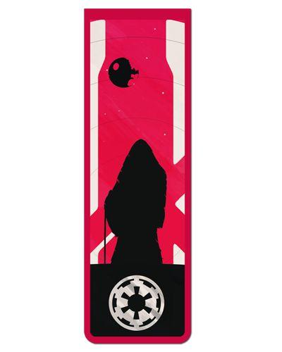 Marcador De Página Magnético Palpatine - Star Wars - MFI315