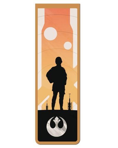 Marcador De Página Magnético Luke - Star Wars - MFI320