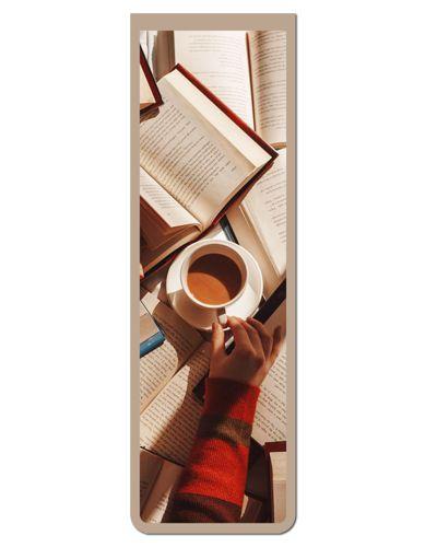 Marcador De Página Magnético Livro - MLI01