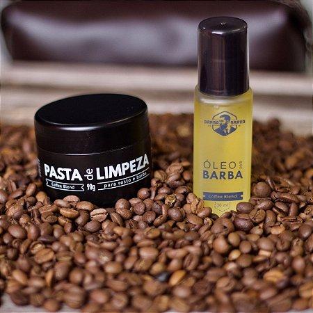 Kit Coffee Blend Barba Brava
