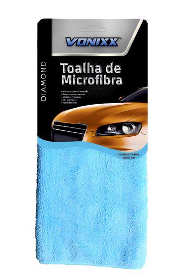 TOALHA DE MICROFIBRA 40x40