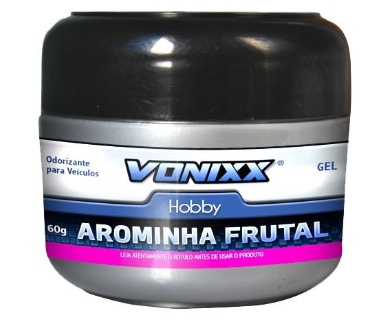 AROMINHA GEL - FRUTAL - VONIXX
