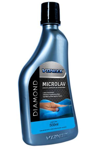 MICROLAV - LAVAGEM DE TECIDOS