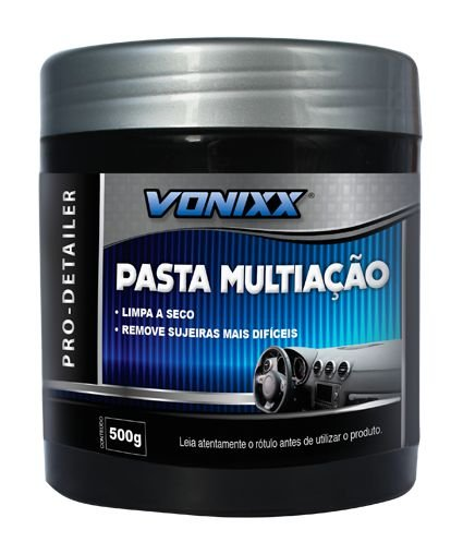 PASTA MULTIAÇÃO - LIMPA A SECO - 500g