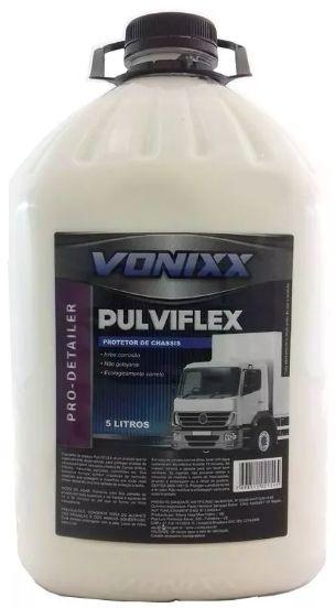 PULVIFLEX - ANTI CORROSIVO - PROTETOR DE CHASSI - 5 LITROS - VONIXX