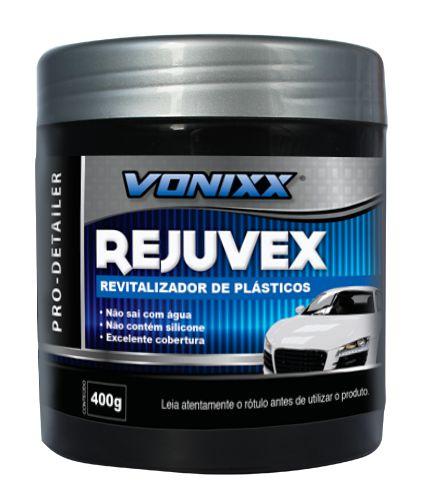 REJUVEX - REVITALIZADOR PLASTICOS 400G