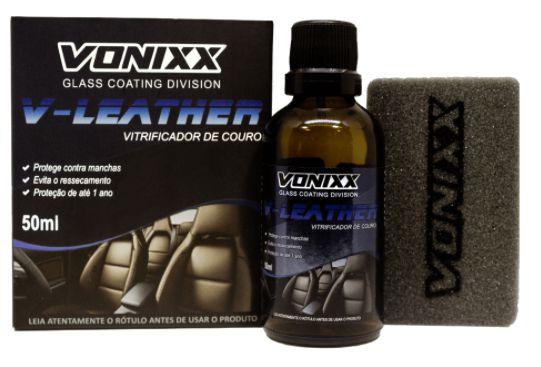 V-LEATHER VITRIFICADOR DE COURO 50ML – VONIXX