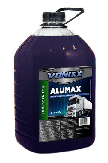 ALUMAX 5L LIMPA ALUMÍNIO - VONIXX