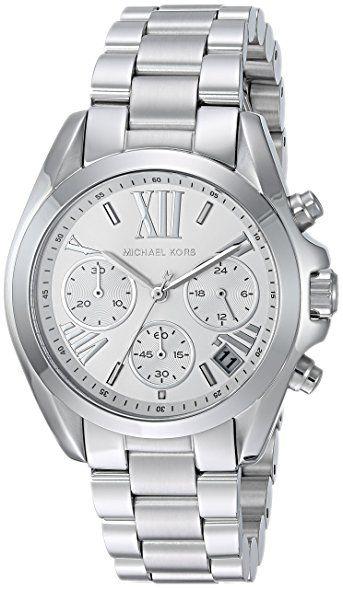2e0dc1fd9b11c Relógio Michael Kors MK6174 Dial Prata - New Store - A melhor loja ...