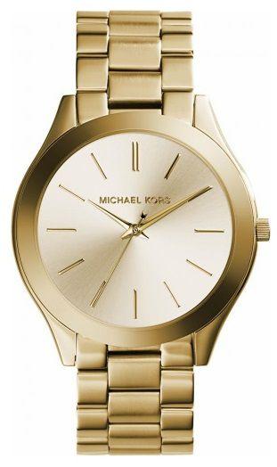 Relógio Michael Kors MK3179 Slim Dourado - New Store - A melhor loja ... 052cd6c412