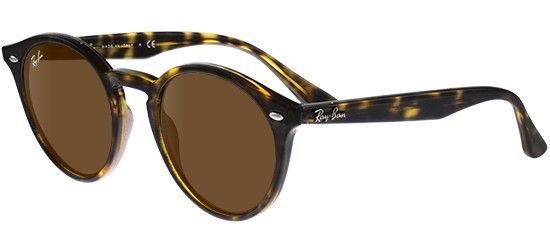 Ray Ban Highistreet Rb2180 Tartaruga Lente Marrom - New Store - A ... 17136c4a6e