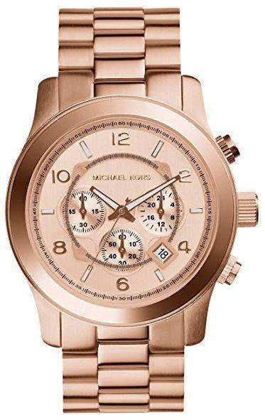 Relógio Michael Kors Mk8096 Rose Oversized - New Store - A melhor ... deb3e2d168