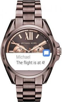 Relógio Michael Kors Access Smartwatch MkT5007 Bronze - New Store ... 8b1f518780