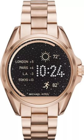1fc3f1111c313 Relógio Michael Kors Access Smartwatch MkT5001 Dourado - New Store ...