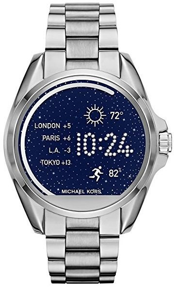 cc1059e0393 Relógio Michael Kors Access Smartwatch MkT5012 Prata - New Store - A ...