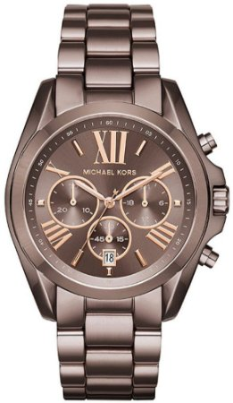 Relógio Michael Kors Mk5628 Bradshaw Castanho - New Store - A melhor ... 470be9e640