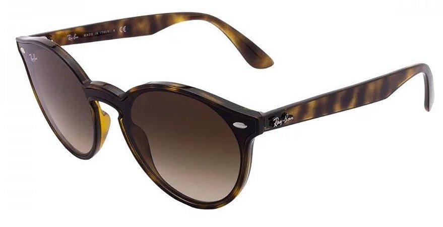 Óculos de Sol Ray Ban Blaze Rb4380n - Tartaruga - New Store - A ... 9a19c292fe