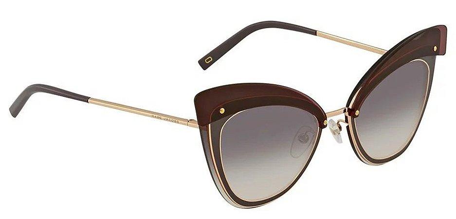 Óculos de Sol Marc Jacobs Olho De Gato MARC100S 0DDB 9C - New Store ... 9e37ab6876