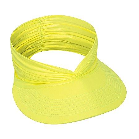 Viseira Capri - Amarelo Limão
