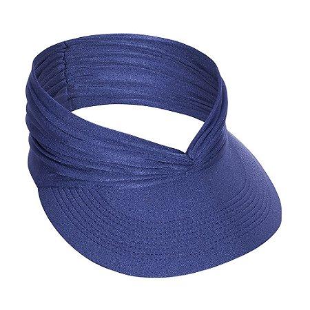 Viseira Capri - Azul Jeans