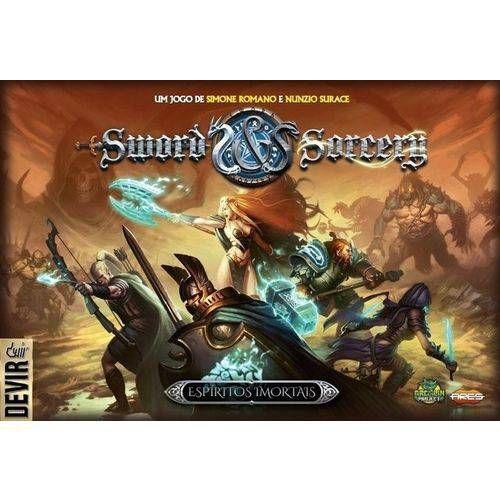 Sword & Sorcery: Espíritos Imortais