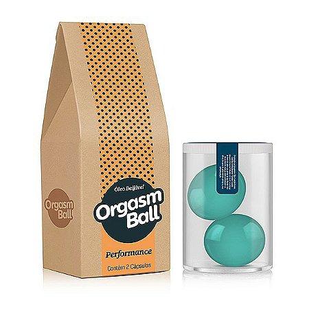 Orgasm Ball - Performance