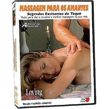 Dvd - Massagem para os Amantes - Loving Sex