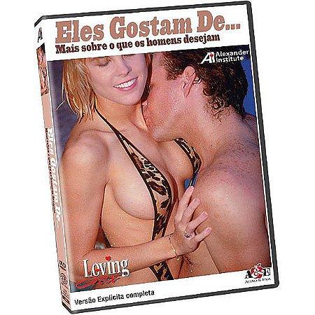 DVD Loving Sex - Eles Gostam De... - Mais Sobre o que os Homens Desejam