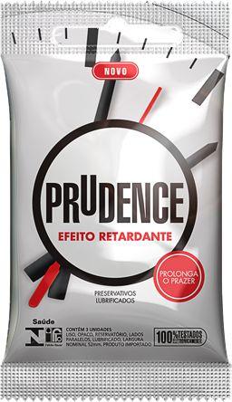 Prudence Bolso Retardante - 3 Unidades