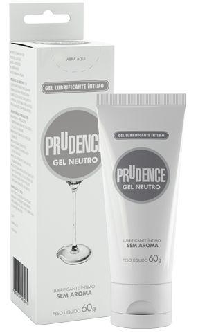 Lubrificante Prudence Neutro Gel - 60g