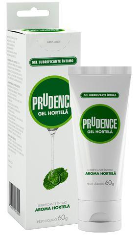 Lubrificante Prudence Gel Hortelã - 60g