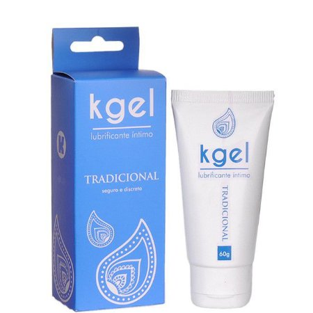 KGEL Lubrificante Intimo 60g - Tradicional