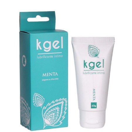 KGEL Lubrificante ìntimo 60G - Menta
