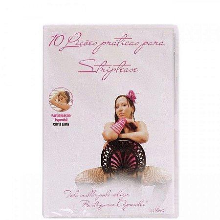 DVD - 10 Lições Práticas para Strip-Tease