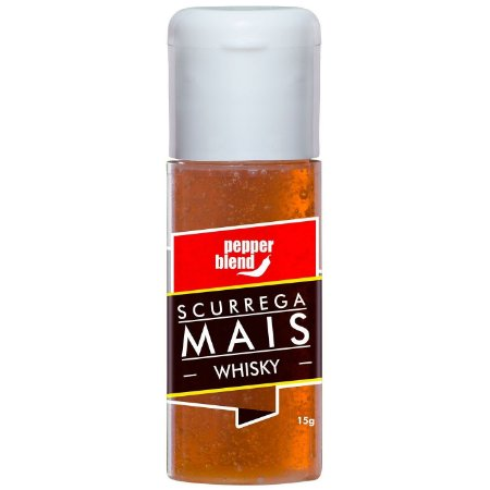 Gel Comestivel scurrega mais - Wisky - Pepper Blend