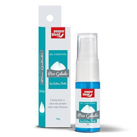 Pico Gelado Gel Comestível Ice Extra Forte 12gr - Pepper Blend