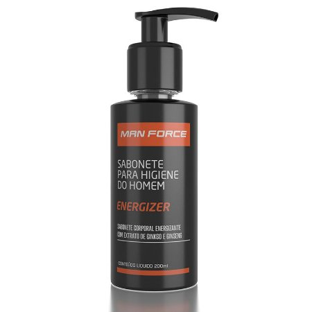 Man Force - Sabonete para Higiene do Homem - Energizer
