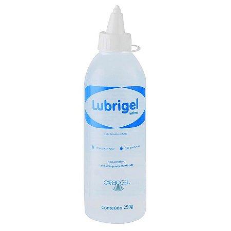 Gel Lubrificante Íntimo Neutro 250g - Lubrigel Íntimo - Carbogel