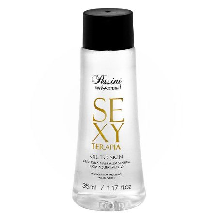 Óleo de Massagem Sexyterapia 35ml - OIL TO SKIN - PESSINI