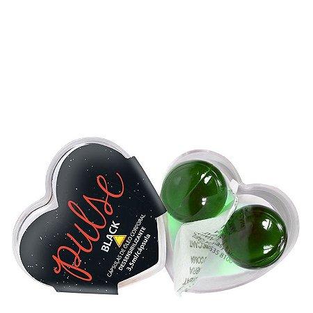 Bolinhas de Óleo Dessensibilizante - Pulse Black